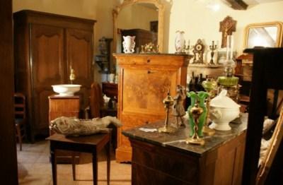 Brocante, Antiquités, Argentan, Normandie
