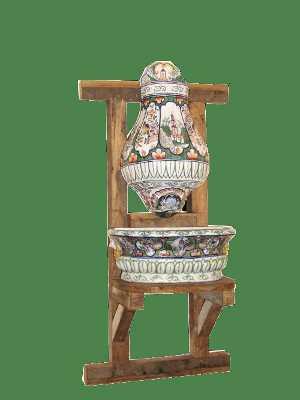 Fontaine en DESVRE Louis XV, Brocante, Antiquités